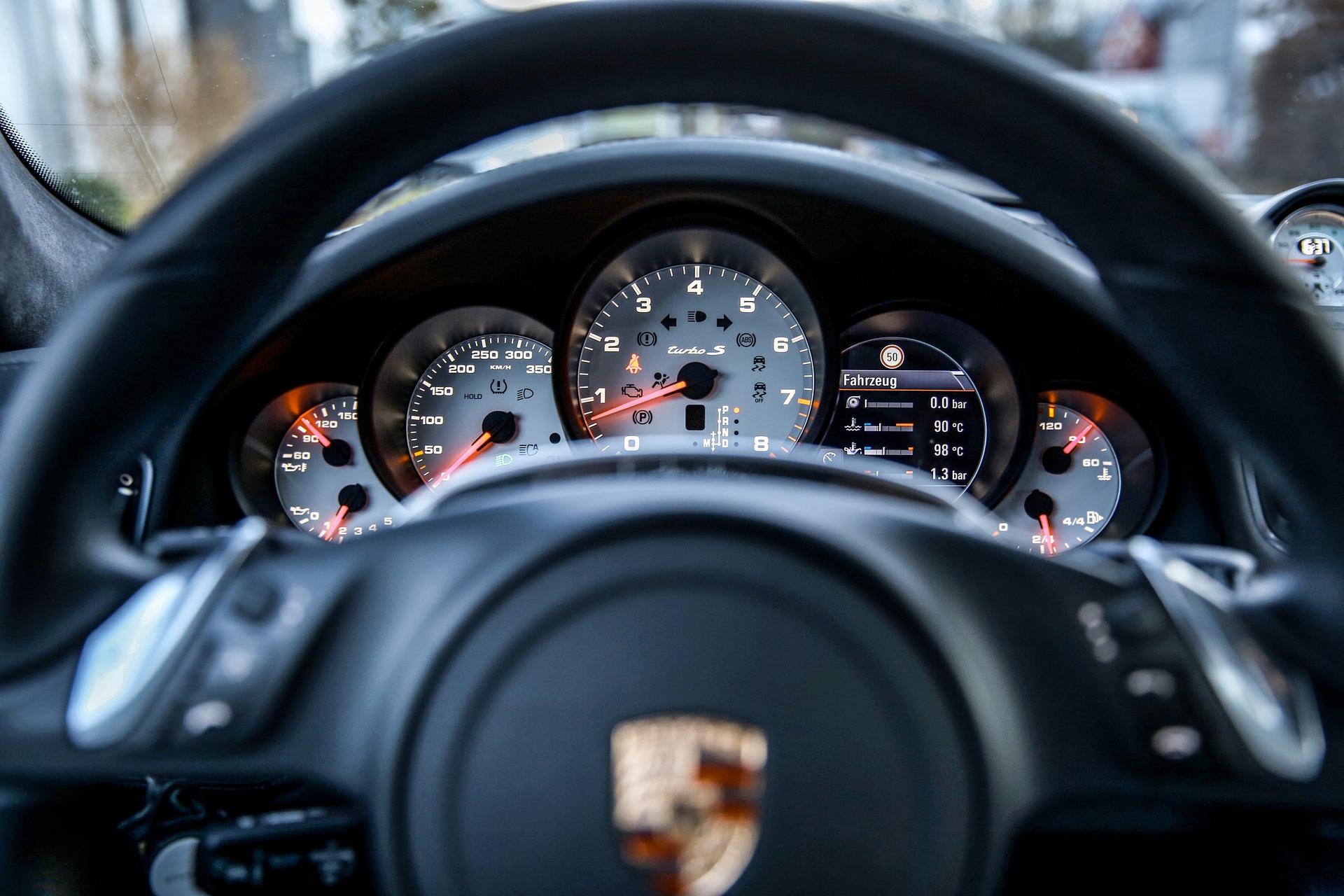 Porsche zurückgeben