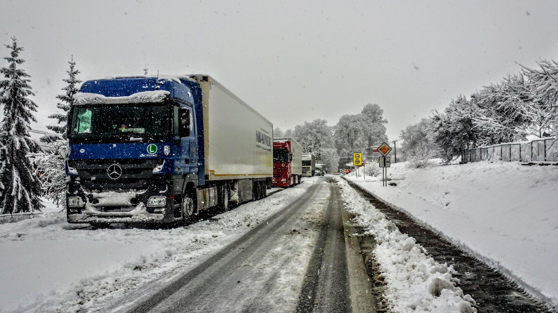 Abgasskandal Mercedes-LKW