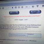 Probleme Bei Der Anmeldung Zur Vw Musterfeststellungsklage Sammelklage