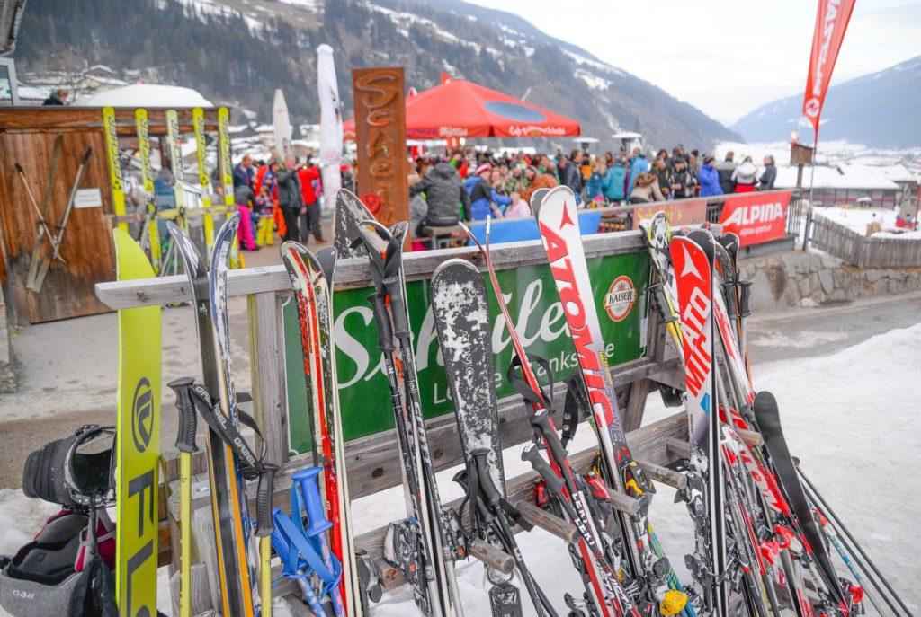 Apres-Ski - Für Üsterreich eine bedeutende Einnahmequelle